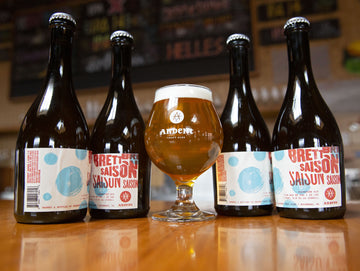 Ardent Brett Saison *Single Bottle*