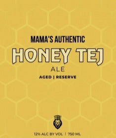Negus Brewing Mama's Authentic Honey Tej
