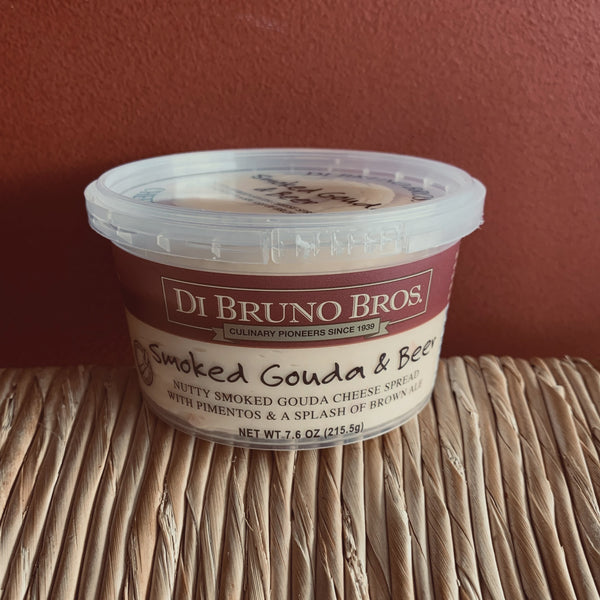 Smoked Gouda and Beer Cheese Spread - DiBruno Brothers
