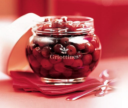 Griottines Morello Cherries Small - Distilleries Peureux
