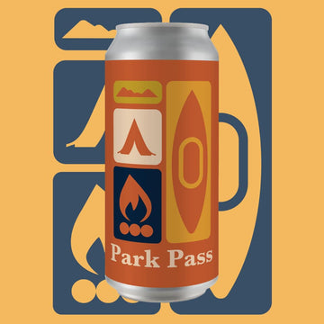 Front Royal Park Pass Helles Lager