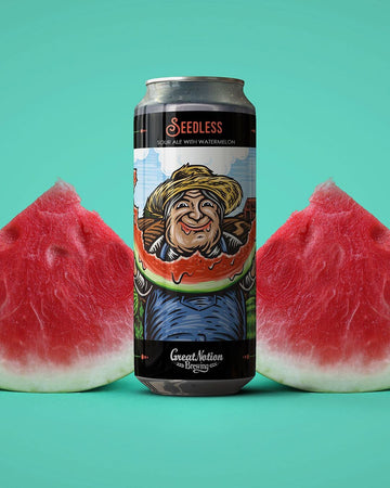 Great Notion Seedless Sour Ale with Watermelon *Single Can*