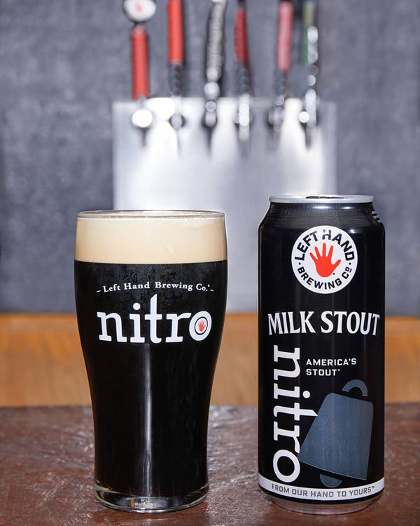 Left Hand Brewing Milk Stout Nitro