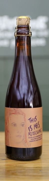 Dogfish Head This is Mrs. Ridiculous *single bottle*