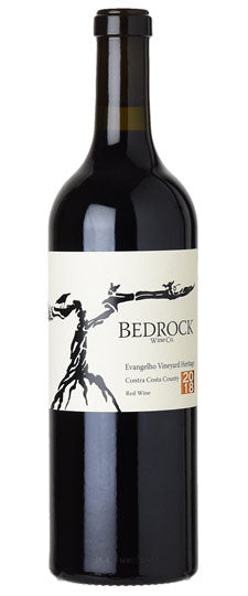 Bedrock Wine Co Evangelho Vineyard Heritage Red Wine 2018