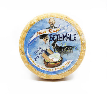 Bethmale Chevre - Jean Faup