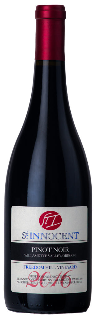 St. Innocent Freedom Hill Vineyard Pinot Noir 2016