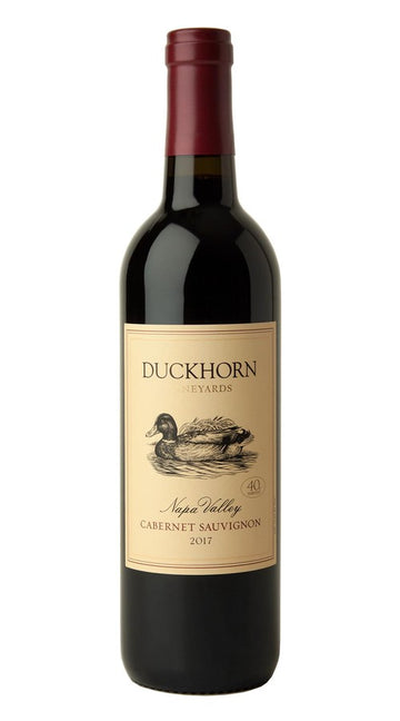 Duckhorn Vineyards Napa Valley Cabernet Sauvignon 2017