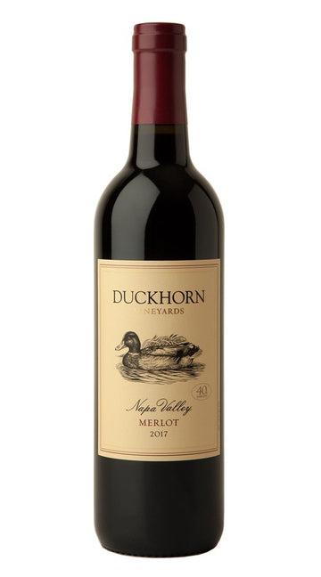 Duckhorn Vineyards Napa Valley Merlot 2017