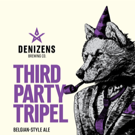 Denizens Brewing Third Party Tripel