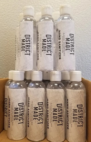 One Eight Distilling District Made Hand Sanitizer