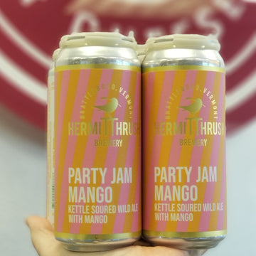 Hermit Thrush Party Jam Mango Sour *Single Cans*
