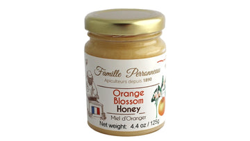 Orange Blossom Honey - Famille Perronneau