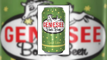 Genesee Spring Bock Lager 12 pack cans
