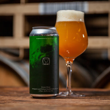 Commonwealth Green Ghost DIPA