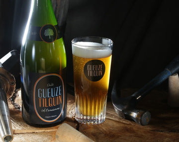 Gueuzerie Tilquin Oude Gueuze 375 ml *single bottles*