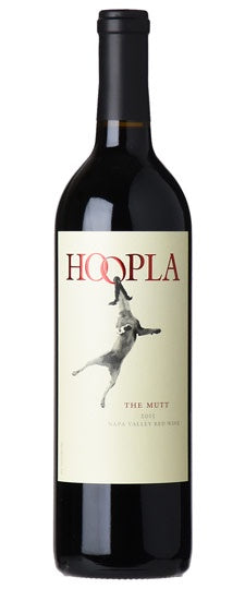 "Hoopla ""The Mutt"" Napa Valley Red Blend 2015"