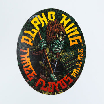 3 Floyds Alpha King