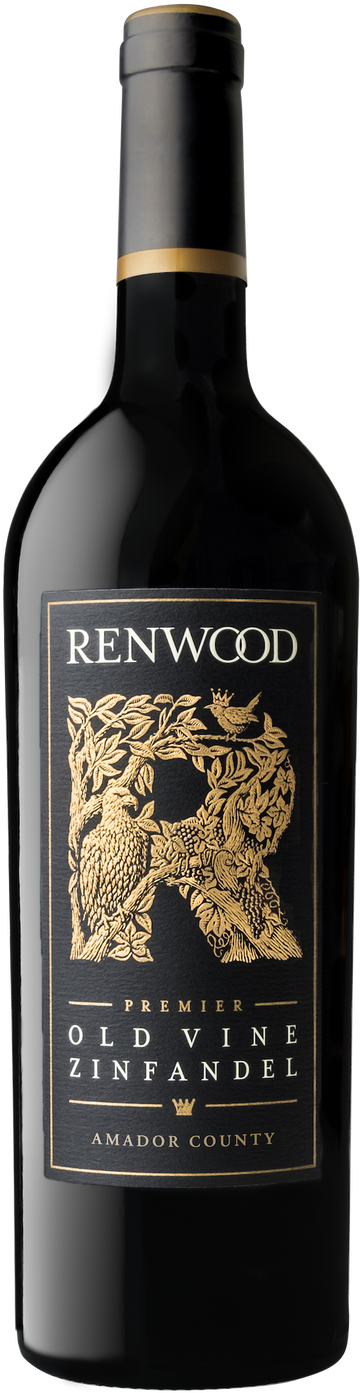 Renwood Premier Old Vine Zinfandel 2016 (Email Sale, Arrives 3/26)