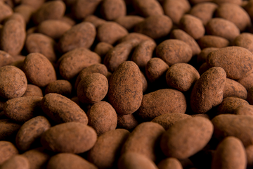 Piedras, Chocolate Coated Almonds