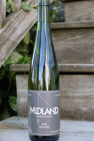 Midland Construction Shenandoah Valley Riesling 2018