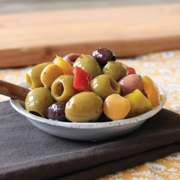 French Mix Cocktail Olives