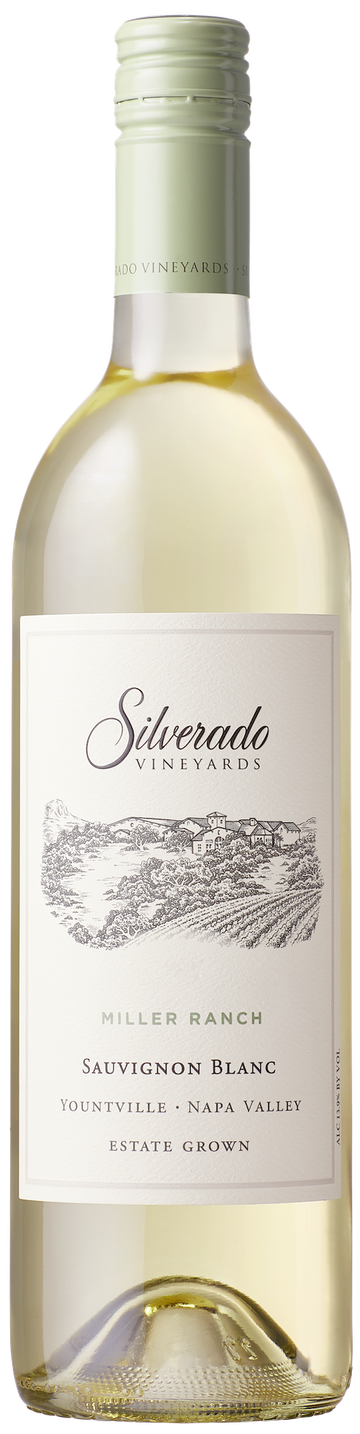 Silverado Vineyards Miller Ranch Sauvignon Blanc 2019