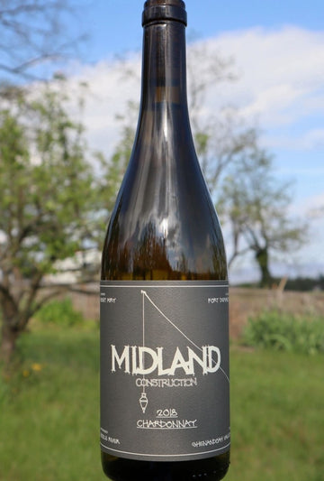 Midland Construction Shenandoah Valley Chardonnay 2018