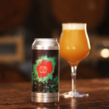 Commonwealth Brewing Incendiary DIPA