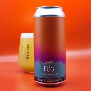 Abomination Wandering Into the Fog Azacca DIPA *Single Cans*