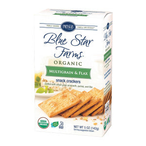 Multigrain and Flax - Blue Star Farms