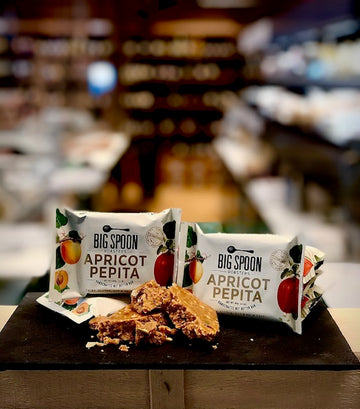 Apricot Pepita Nut Bar - Big Spoon Roasters