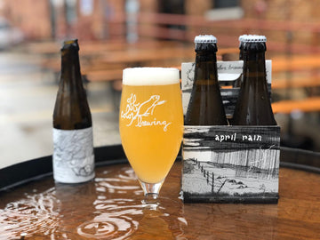 "Off Color ""April Rain‬"" Wild Ale *Single Bottles*"