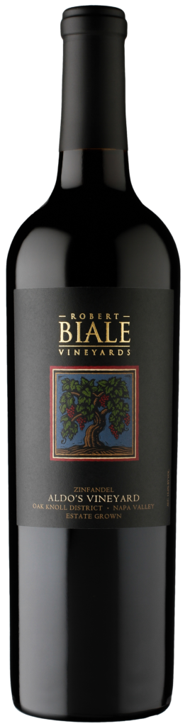 Robert Biale Vineyards Black Chicken Napa Valley Zinfadel 2017