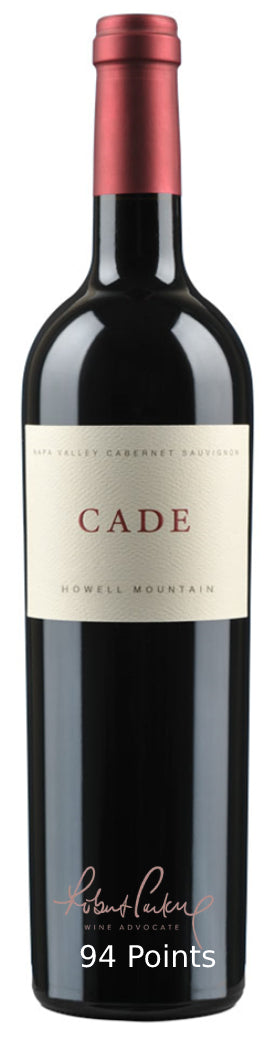 Cade Howell Mountain Estate Cabernet Sauvignon 2017