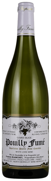 "Blanchet Pouilly Fumé ""Cuvee Silice"" 2019"