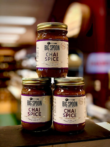 Chai Spice Peanut & Almond Butter - Big Spoon Roasters
