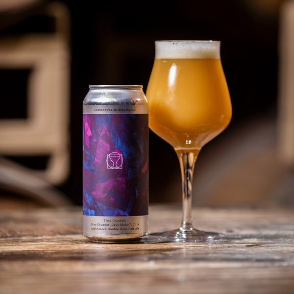 Commonwealth Time Crystals DIPA