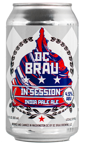 DC Brau In Session IPA