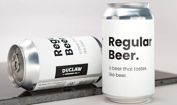 DuClaw Regular Beer American Craft Lager