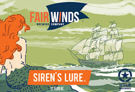 Fair Winds Siren's Lure Saison