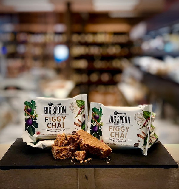 Figgy Chai Nut Butter Bar - Big Spoon Roasters
