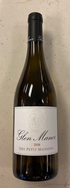 Glen Manor Dry Petit Manseng 2019