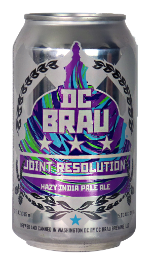 DC Brau Joint Resolution Pale Ale