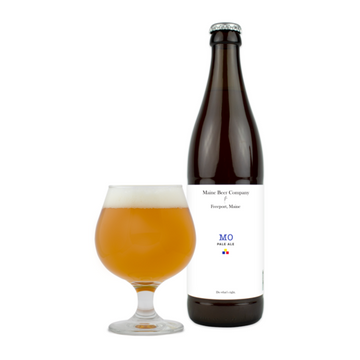 Maine Beer Co. MO Pale Ale *single bottles*