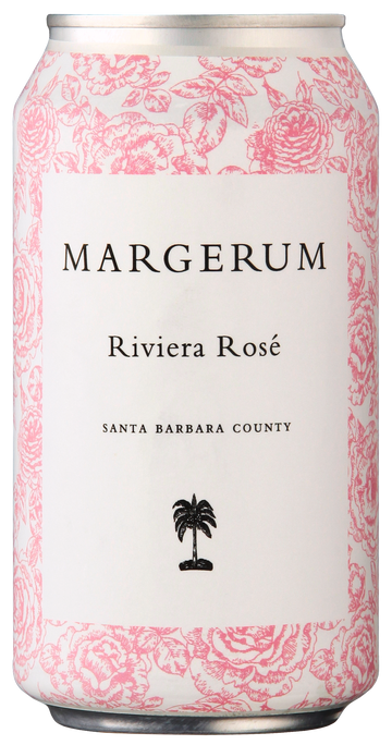 Margerum Riviera Rose 2019 - 4 pack of 375ml cans