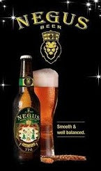 Negus Brewing Craft Lager