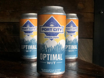 Port City Optimal Wit CANS