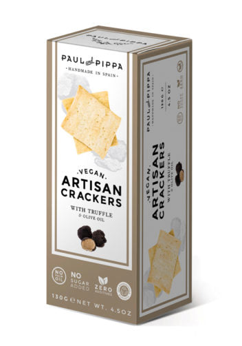 "Truffle ""Crackers for Cheese"" - Paul & Pippa"