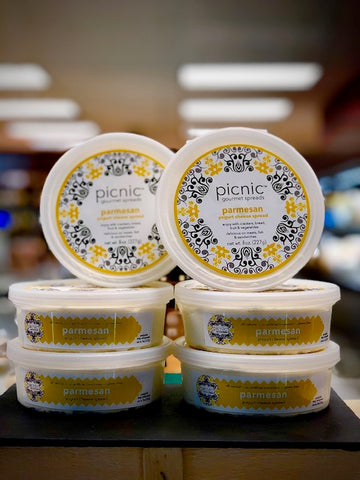 Parmesean Cheese Spread - Picnic Gourmet Spreads